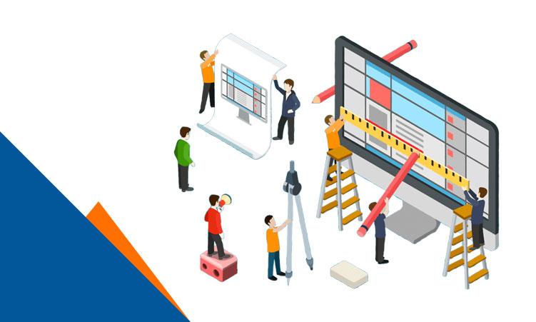 webdesigning training center in rajkot
